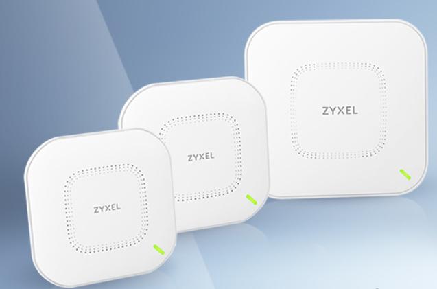 Dispositivos wifi de Zyxel.