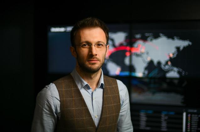 Liviu Arsene, threat analyst en Bitdefender