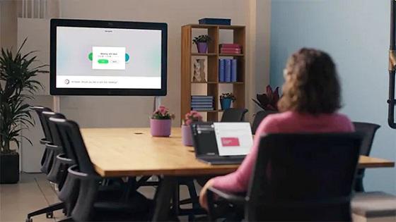 El mercado de equipos de videoconferencia se recupera.