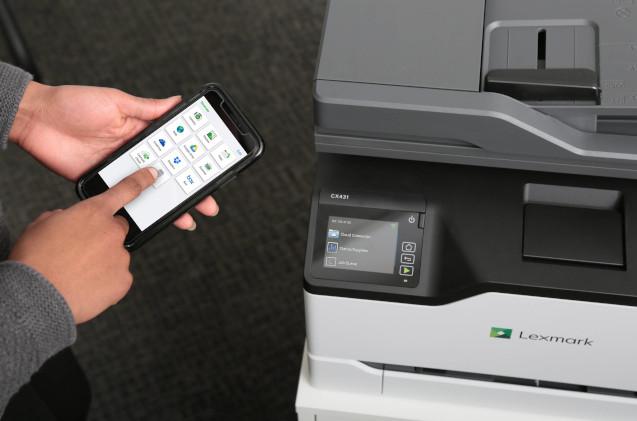 Lexmark mejora la gestión cloud de sus impresoras.