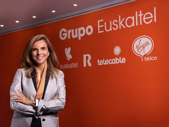 Ana García Fau, consejera independiente del Grupo Euskaltel.
