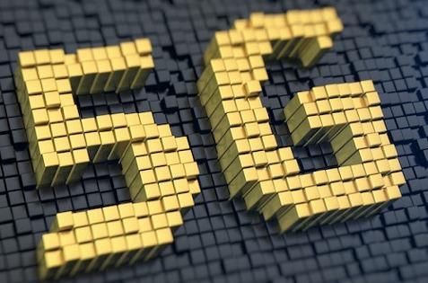 5G en una red basada en Kubernetes.