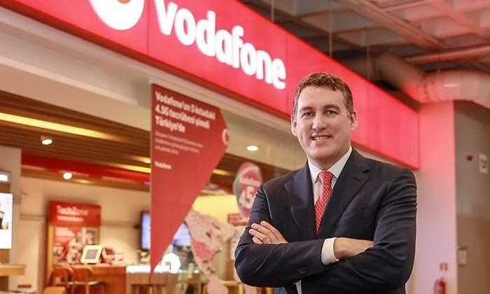 Colman Deegan, nuevo CEO de Vodafone España.