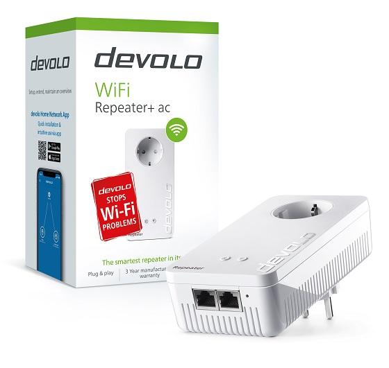 Devolo WiFi Repeater+ac