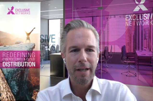 Jesper Trolle, CEO de Exclusive Networks.