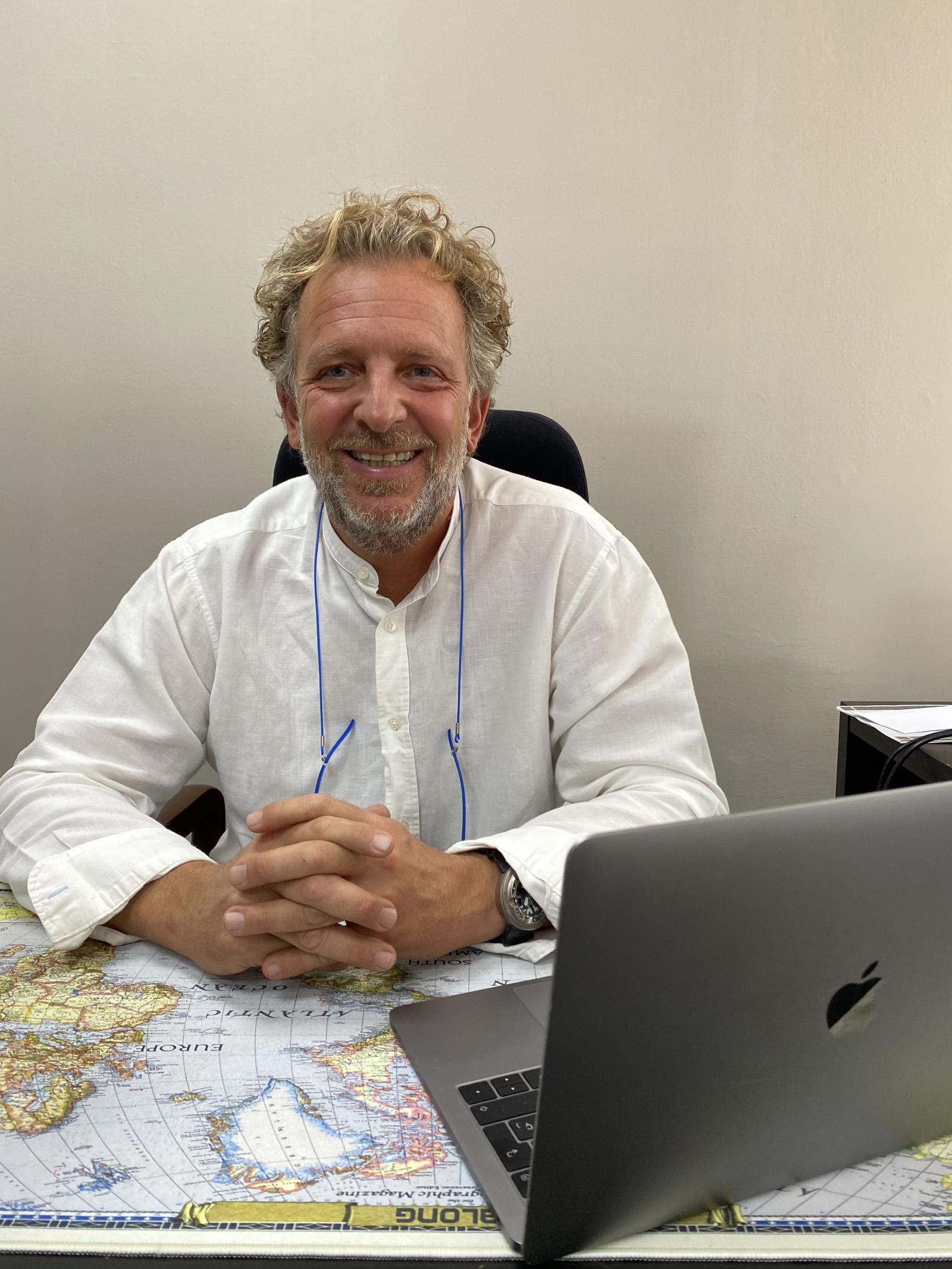 José Gracias Llanas, director de Iberia Infoblox