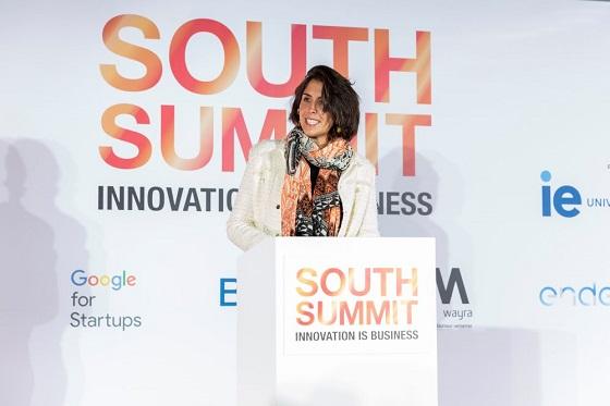Telefónica participará en South Summit para hablar de innovación.