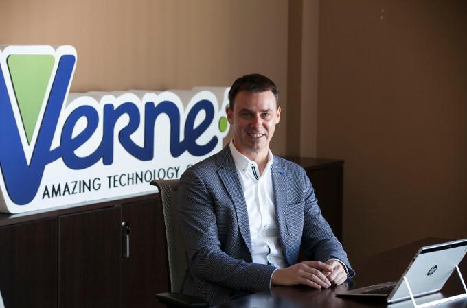 Gianni Cecchin, CEO de Verne Group.