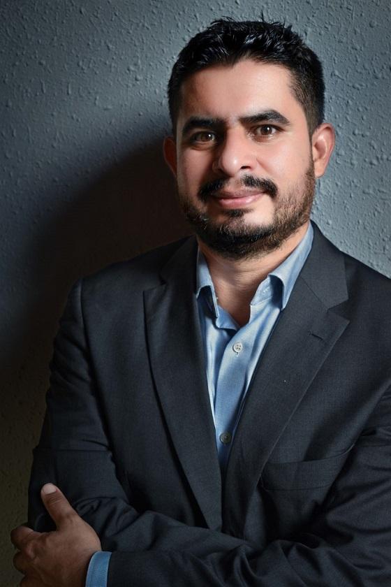 Eduardo Soberanis, presales engineer de Omega Peripherals.