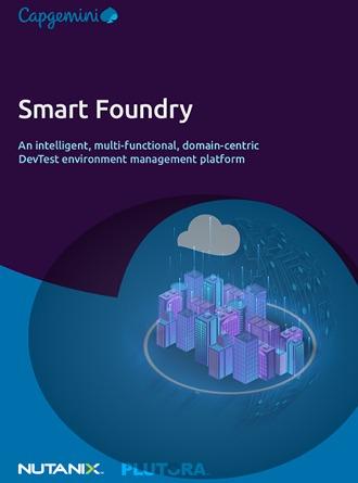 Smart Foundry. Una guía para desarrollar entornos de testing DevOps exitosos