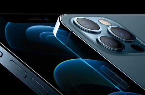Nuevos smartphones iPhone 12 de Apple.