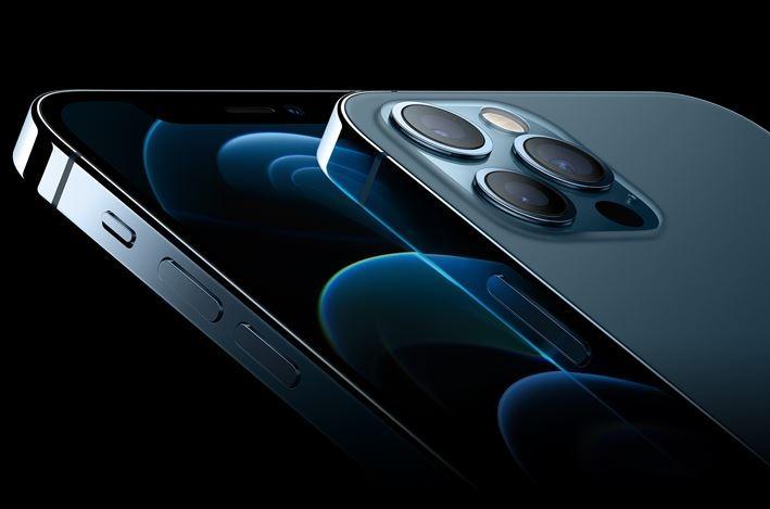 Aspecto del iPhone12, de Apple.