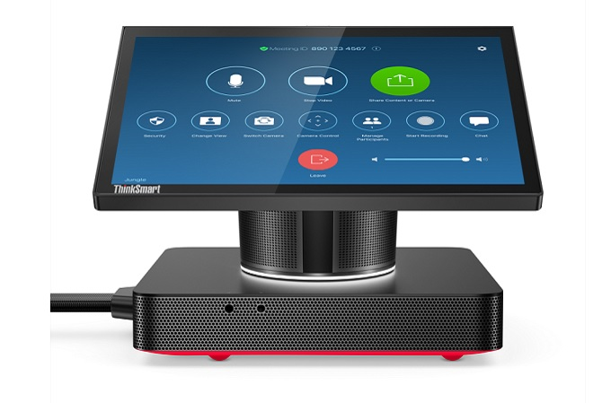 Lenovo ThinkSmart se ofrecerá con Zoom Rooms