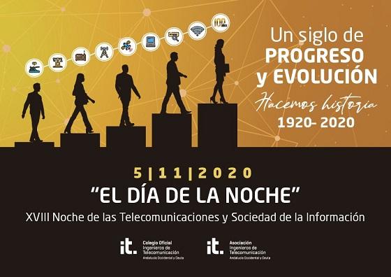 XVIII Noche de las Telecomunicaciones y SI.