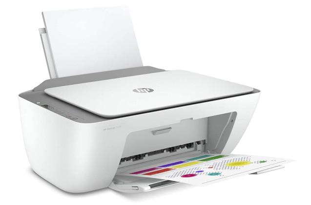 Impresora multifunción de inyección de HP.
