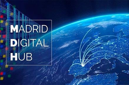 Madrid tiene la oportunidad de convertirse en un nodo de servicios digitales en el sur de Europa.
