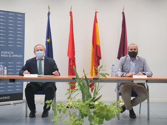 La Agencia para el Empleo y la Fundación Orange firman un acuerdo de inserción laboral en telco.