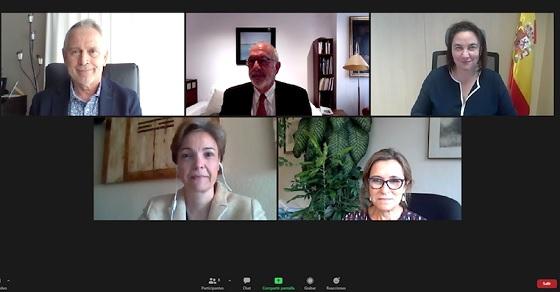 Evento virtual de presentación del Informe sobre Radiofrecuencias y Salud 2016-2019.