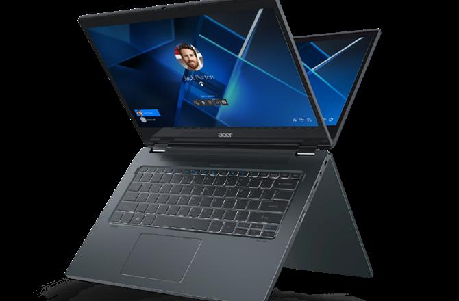 Nuevo modelo de la serie Acer TravelMate.