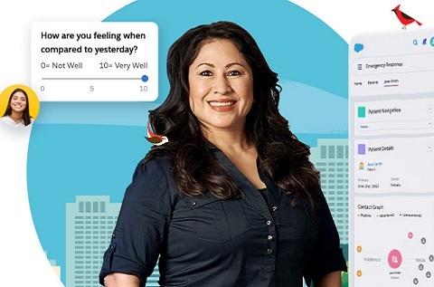 Salesforce amplía Work.com para ayudar a las empresas a crecer y prosperar en la nueva normalidad