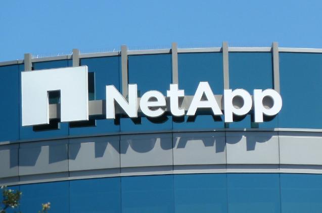 Oficinas centrales de NetApp.