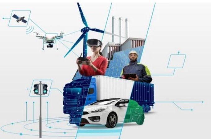 Capgemini presenta su oferta de industria inteligente.