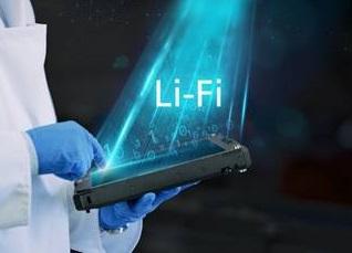 Tecnología LiFi: conectividad a través de la luz.