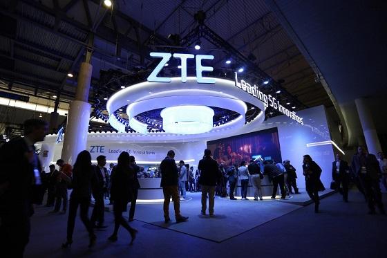 ZTE ingresó 9.370 millones de euros en los nueve primeros meses de 2020.