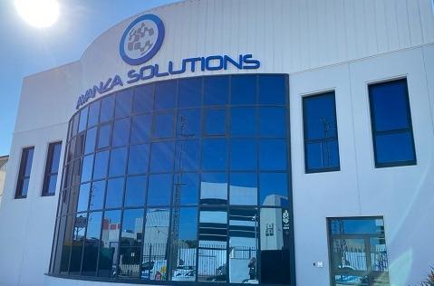 Sede central del Grupo Avanza en Murcia.