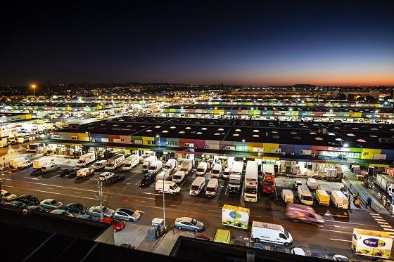 Mercamadrid, una nueva ciudad inteligente y conectada con Orange.