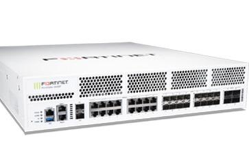 Nuevo firewall FortiGate 2600F.