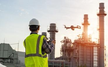 Atos coordina el proyecto I-FLY, un sistema de inspección de infraestructuras críticas con drones