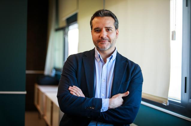 David Antelo, director general de Alcobendas Hub