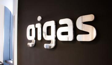 Gigas entra en el mercado de las telecomunicaciones.