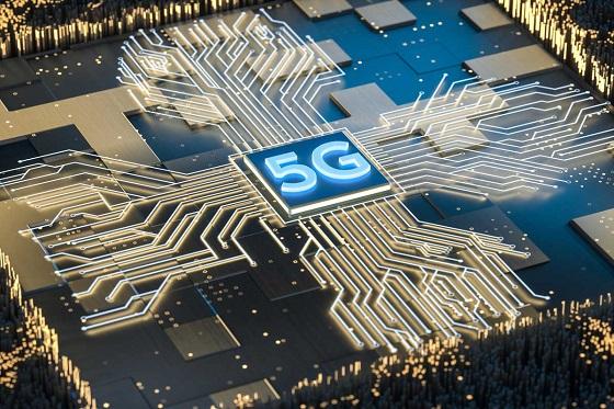Despuntan los semiconductores de potencia RF 5G para infraestructura wireless.