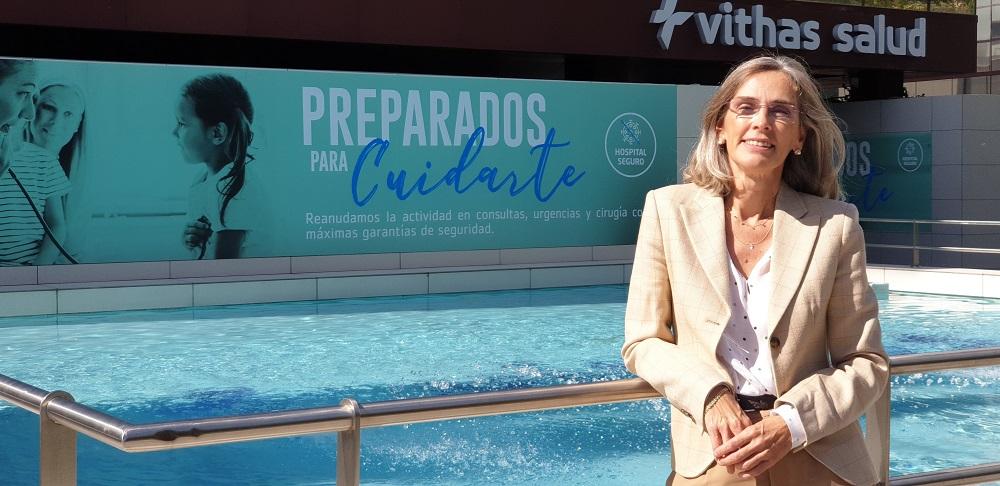 Mercedes Barreiro, CIO del Grupo Vithas.