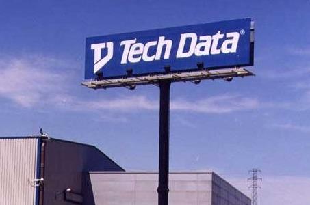 Almacén de Tech Data en Azuqueca, Guadalajara.