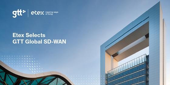 Etex conecta sus 80 sedes con la SD-WAN de GTT.
