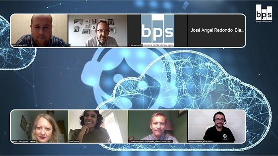 Encuentro sobre comunicaciones cloud organizado por Redes&Telecom.