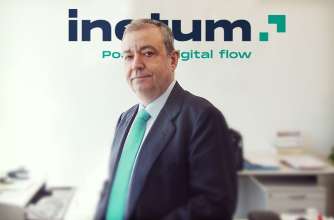Carlos Muñoz, Director General de Inetum en Iberia & Latam (antes Gfi & IECISA)