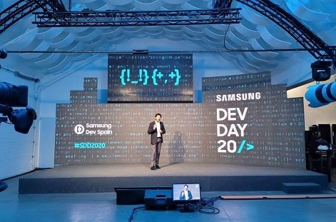 5G, IA y mujer, ejes de Samsung Dev Spain.