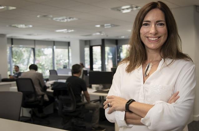 Eulalia Flo, responsable de Commvault en España.