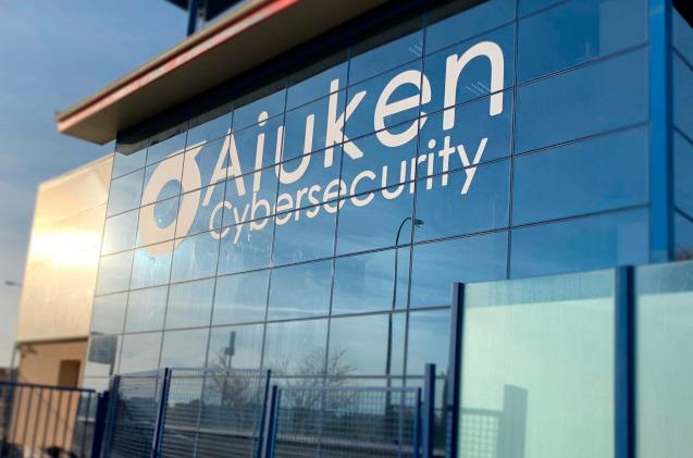Sede corporativa de Aiuken Cyberesecurity en Madrid.