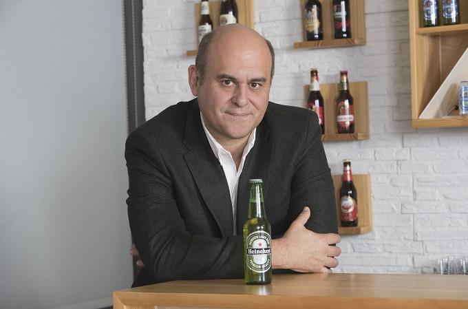 Javier Álvarez, CIO de Heineken.