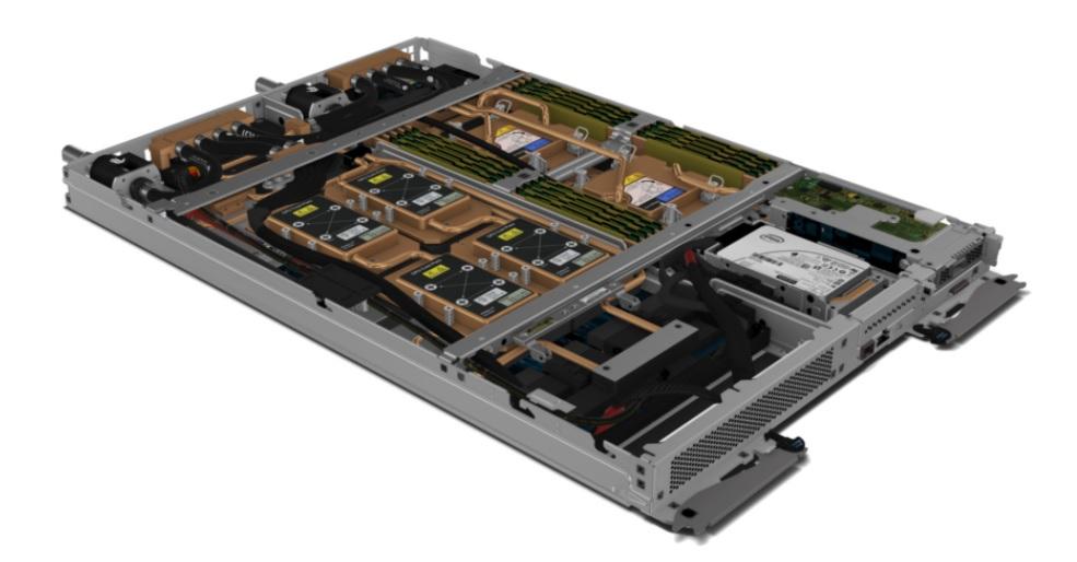 Lenovo servidores placa