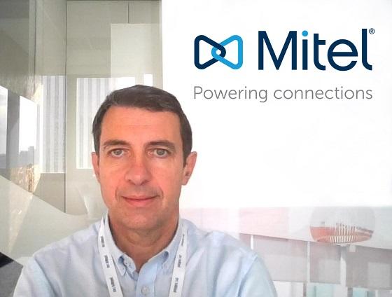Claudio Morán, nuevo director de Servicios Profesionales para España y Portugal de Mitel.