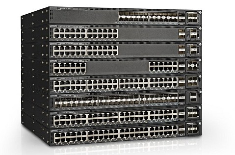 Ruckus ICX 7550.