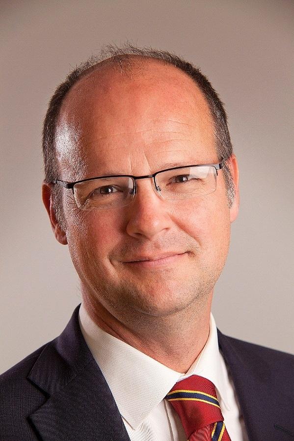 Tom Homer, vicepresidente Senior de GTT para Europa.
