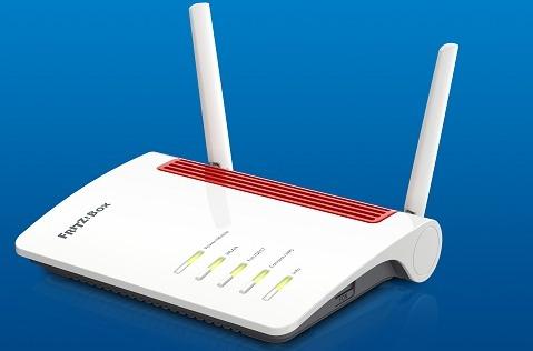 Nuevo FRITZ!Box 6850 LTE.