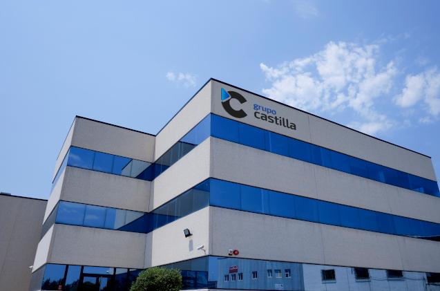 Sede central de Grupo Castilla.